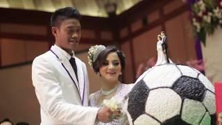 #KMemories Pernikahan Kurnia Meiga Hermansyah