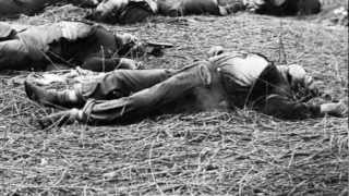 The Battle Of Gettysburg The Morning After