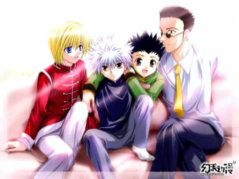 Hunter X Hunter Opening Song - Ohayou Full Song video