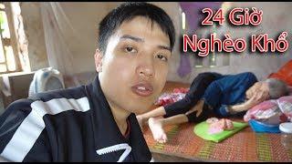 NTN - Thử Thách 24 Giờ Sống Nghèo Khổ L(iving with the pool 24h chalenge)