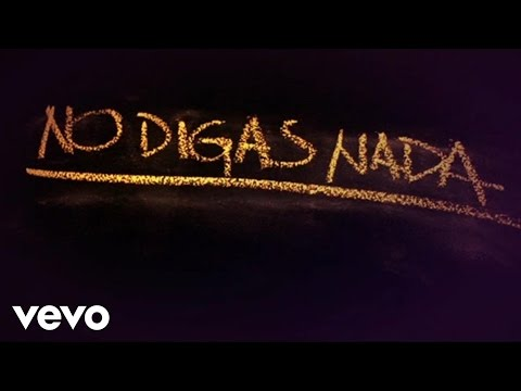 Cali Y El Dandee - No Digas Nada (Déjà vu) - Lyric Video