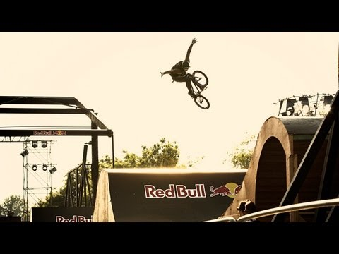 BMX Park Contest in Amsterdam - Red Bull Framed Reactions 2013