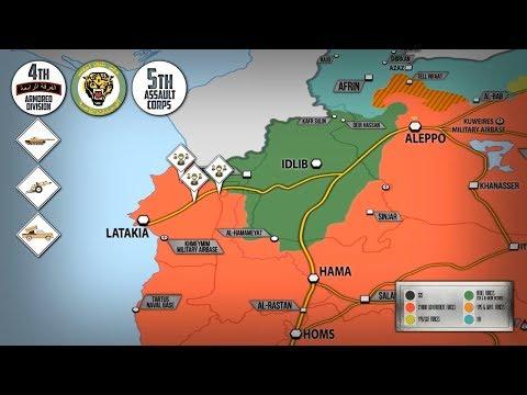 21 августа 2018. Военная обстановка в Сирии. В Россию вернулись 200 военнослужащих военной полиции.