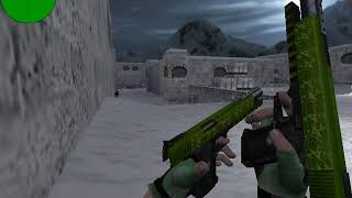 minigameplay counter strike #2