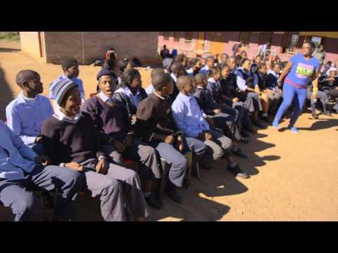 Oskido's Candy tsa Mandebele Kids video