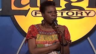 Leslie Jones - I Heart White People