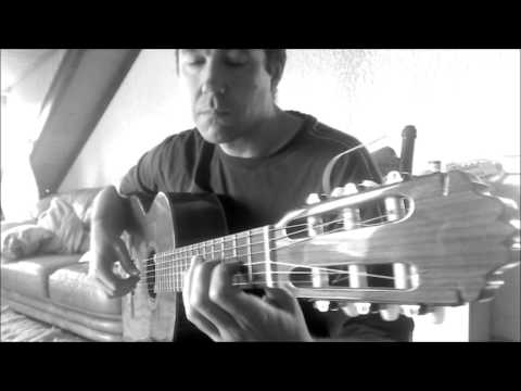 Prelude # 20 Quasi a la Turca (Carlo Domeniconi) Played by Terrence Rosnagle