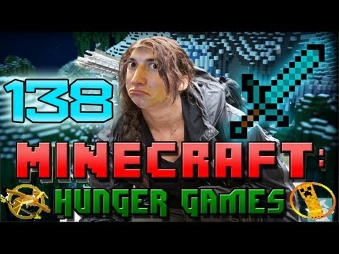Minecraft: Hunger Games w/Mitch! Game 138 - THE SKY IS FALLING!