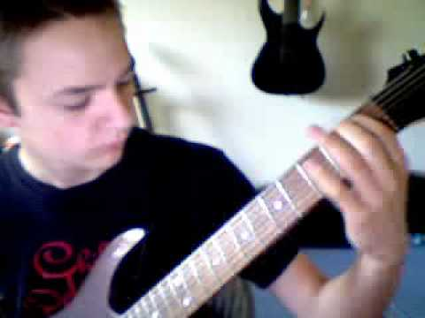 As The Palaces Burn - Lamb of God (Cover)