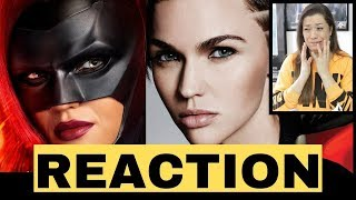 BATWOMAN Teaser - Can This Get Any Worse?  LOL REACTION