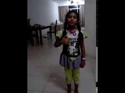 Vardhini - Odi Vilayadu Papa Song video