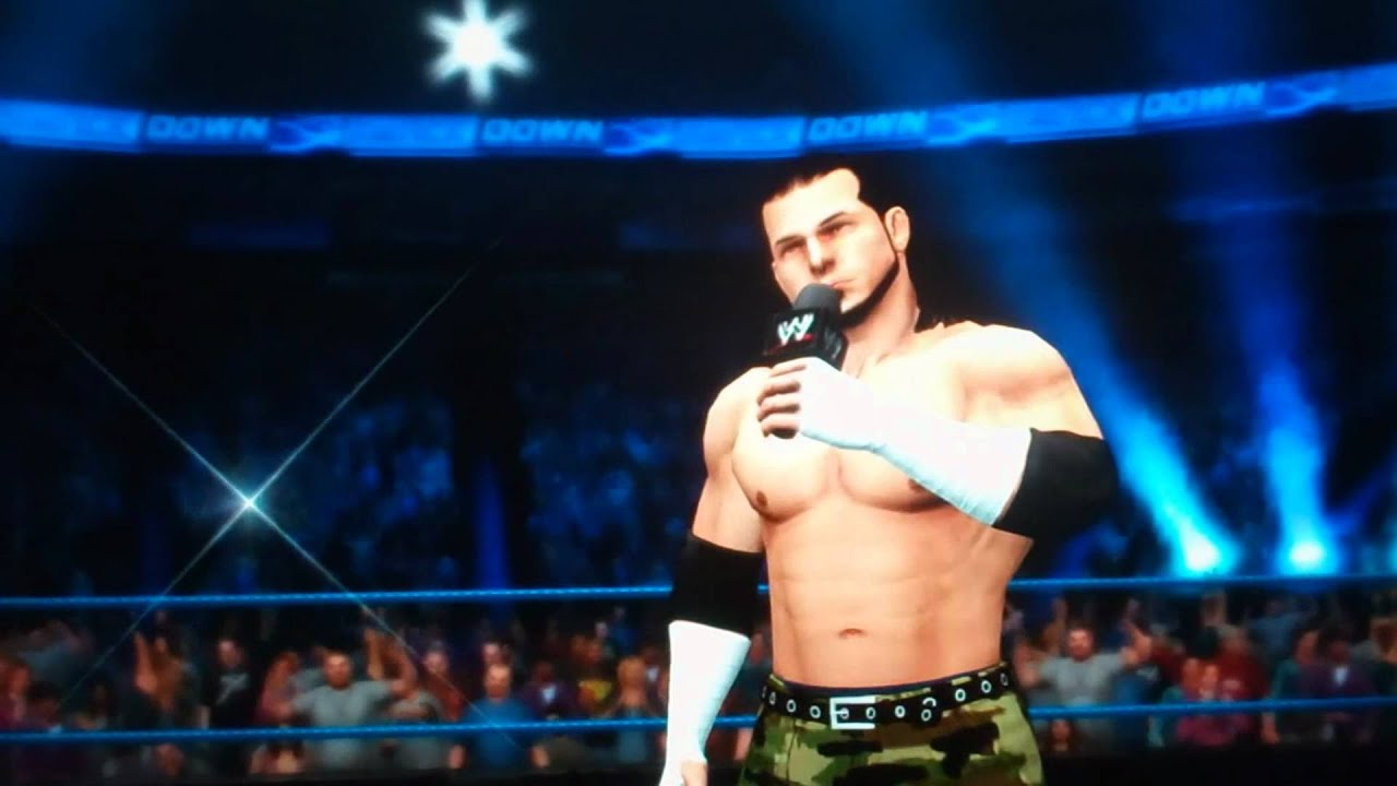 Jeff Hardy Wwe Wwe 12 Jeff Hardy vs Matt