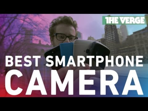 Top Shelf: What's the best smartphone camera today?