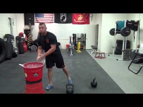 Mastering a Kettlebell Clean with an RKC Expert Instructor Image 1