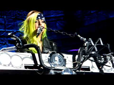 Lady Gaga - Born This Way (Acoustic) - Live in Toronto, February 9, 2013