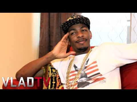 King Los on Lola Monroe Rapping, Relationship, & Pregnancy