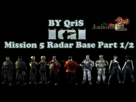 Project IGI Mission 5 Radar Base Part (1/2)