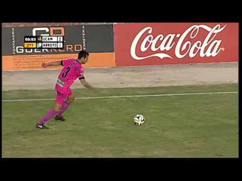 UCAM Murcia 2 - Arroyo 2 (09-11-14)
