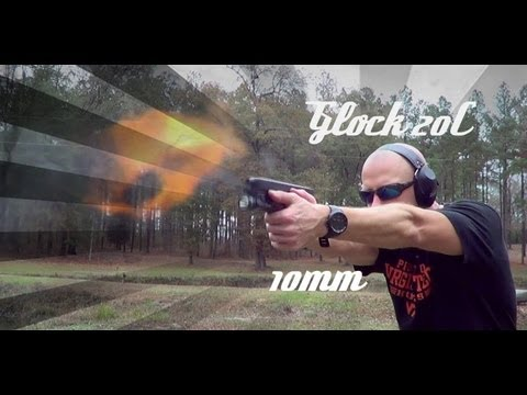 Glock 20C 10mm Review (HD)