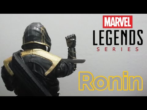 Marvel Legends- Ronin Action Figure  Review