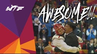 [HIGHLIGHT] AWESOME | 2015 WTF WORLD TAEKWONDO CHAMPIONSHIPS
