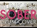 Sober - blink-182 - drum cover
