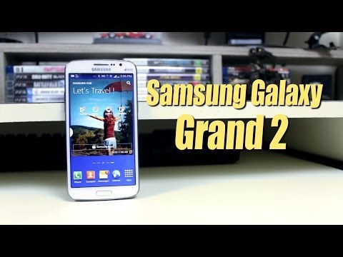 Samsung Galaxy Grand 2 DUOS (SM-G7102): Hands On (Specs. Benchmark Test. Camera Review)