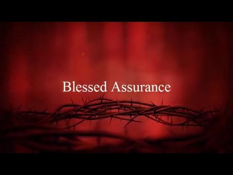 Misc Religious - Blessed Assurance