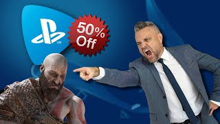 Sony Pressured into PSNow Price Cut - Inside Gaming Daily