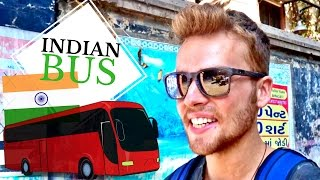 SCARY INDIAN BUS RIDE