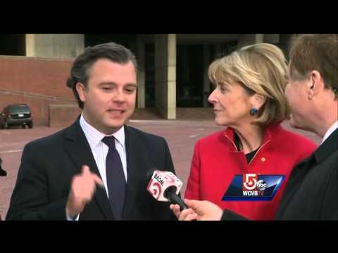 Martha Coakley on death of former Mayor Tom Menino