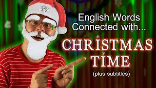 Learning English Lesson 88, CHRISTMAS TIME, Mr Duncan Lesson 88