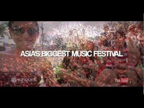 Sunburn Goa 2012 Live on YouTube