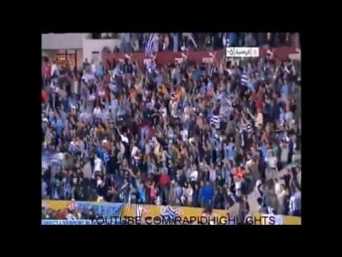 Luis Suárez's Great First Goal Vs Chile - 11/11/2011