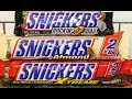 Snickers Chocolate Bar Rockin Nut Road Almond XTREME Review mp3