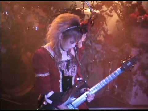 HIZAKI grace project - Race wish (guitar solo)