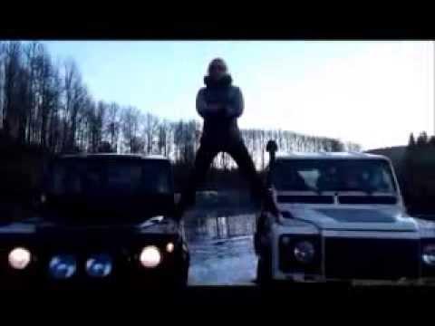 Volvo против Land Rovera