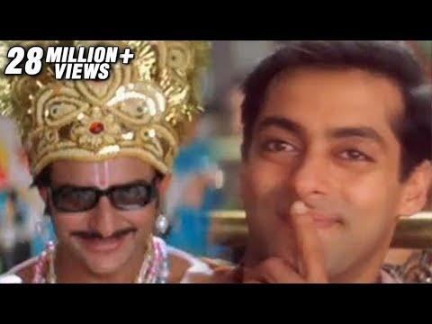 Karishma Kapoor & Saif Ali Khan in Sunoji Dulhan - Hum Saath Saath Hain