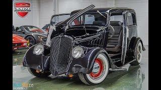 1933 Willys Model 77 Street Rod #000001 @MVLleasing.com - Toronto Exotic
