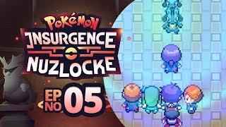 Become A Better Trainer! Let's Play Pokemon Insurgence Randomized Nuzlocke w/ ShadyPenguinn Ep05