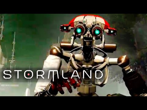 Stormland - Official Announcement Trailer