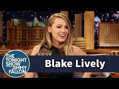 Blake Lively Fangirled All Over Harrison Ford