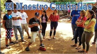 El Maestro Cantiflas Tun Tun - Conviviendo Con El Canal El Salvador Chirilagua Tv Parte 10