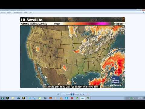 reporte meteorologico 20 sept 2014 (clima guaymas y sonora)