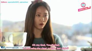 ENG SUB f(x) Krystal The Heirs ep 11 cut