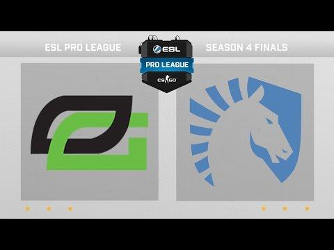 CS:GO - OpTic vs. Liquid [Train] - Finals ESL Pro League Season 4 - Day 1 - Group A