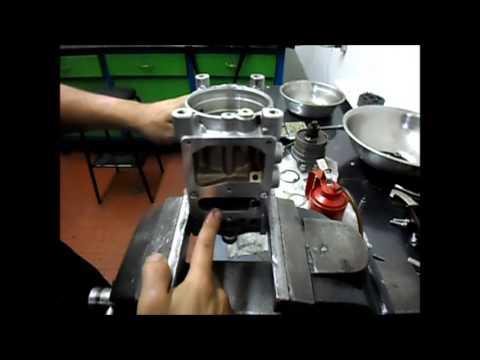 bomba de inyeccion d-max electronica