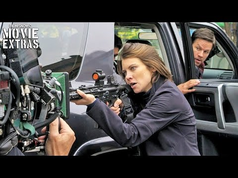 MILE 22 (2018)   Behind The Scenes Of Action Movie
