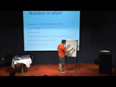 Part 3 of 7   How to Build an Alpha Body   Mark Ottobre