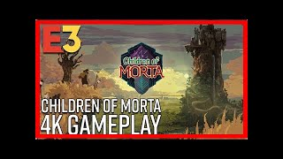 Breaking News | Being Chased by Horror's in Children of Morta is Thrilling and Amazing
